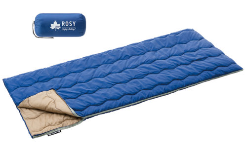 LOGOS製の寝袋